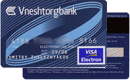 Visa Electron—Внешторгбанк