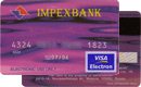 Visa Electron—ИмпЭкс Банк