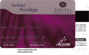 Accor Sofitel — Sofitel Privilege