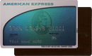 American Express — One Card