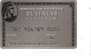 American Express — Businnes Platinum Card