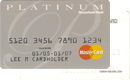MasterCard Platinum — Household Bank (HSBC)