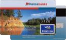 Visa Electron—HansaBanka
