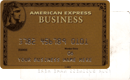 American Express — Businnes Gold Card
