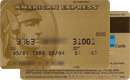 American Express — Gold Card
