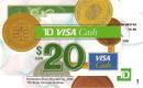 Visa Cash—TD Bank